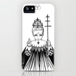 Major Arcana V The Hierophant iPhone Case