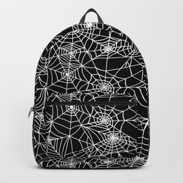 Midnight Cobwebs Backpack
