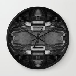 (CHROMONO SERIES) - CHAP Wall Clock