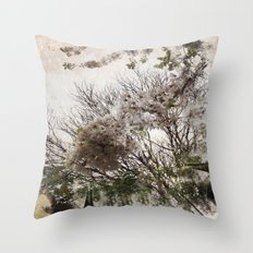 London tales Throw Pillow