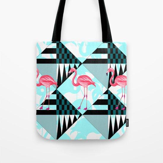 flamingo all days Tote Bag