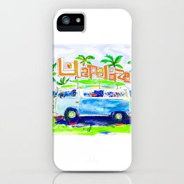 Lollapalooza iPhone Case