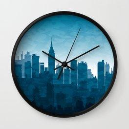 Urban style Wall Clock