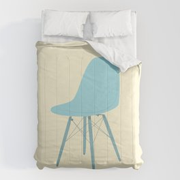 EAMES Ray & Charles Eames Molded Side Chair Comforters
