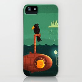 Submarine iPhone Case