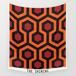 The Shining by Adam Armstrong Wall Tapestry
