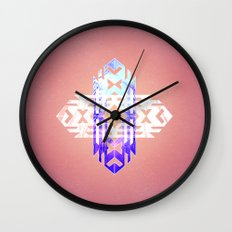Aztec Track Wall Clock