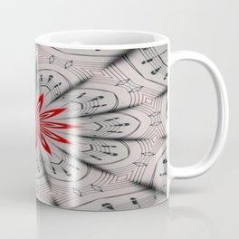 Our Tune Abstract Coffee Mug