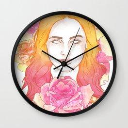 The Creator - Clary Fray Wall Clock