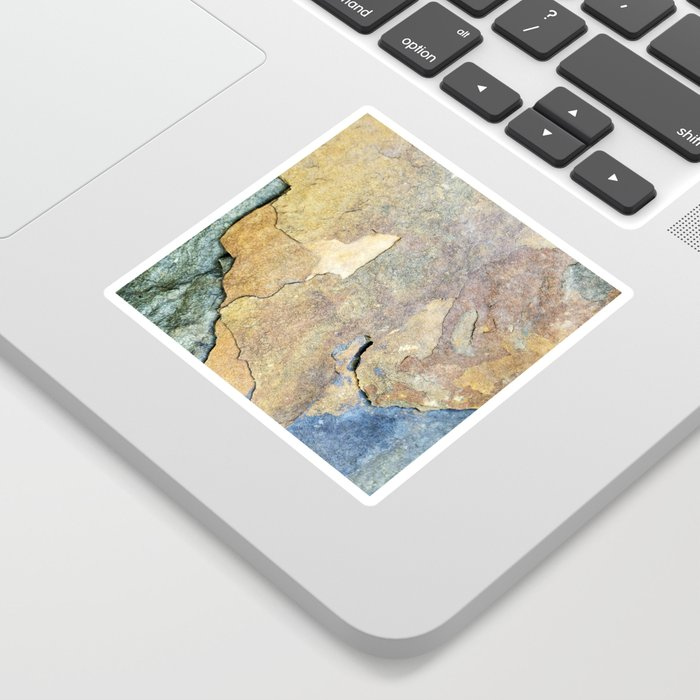 Abstract Stone Sticker
