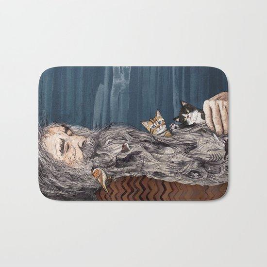 Beardnest Bath Mat