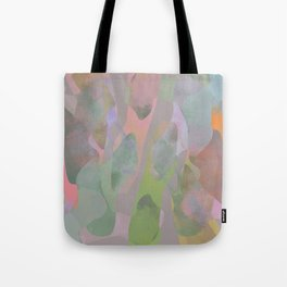 Camouflage XIX Tote Bag