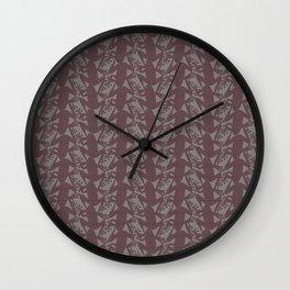 Croaker Wall Clock