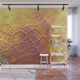 Macrotopia vegetal Wall Mural