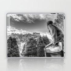 Scots American Memorial And Edinburgh Castle Laptop & iPad Skin