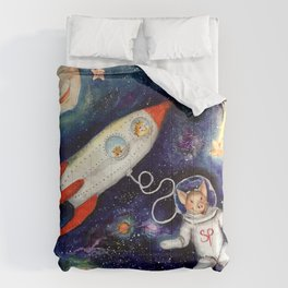 Ground Control to Super Pig Comforters