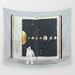 the big book of stars Wall Tapestry