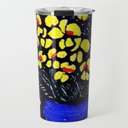"""Dilwynia"" by Australian Artist Margaret Preston Travel Mug"