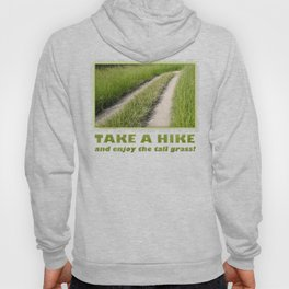 TALL GRASS COUNTRY ROAD Hoody