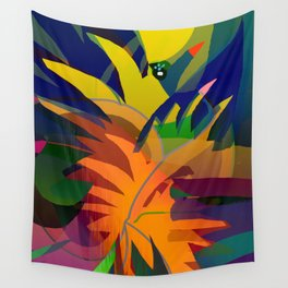 Tropical Sounds Wall Tapestry