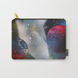 Planets Galaxy Milky Way Carry-All Pouch
