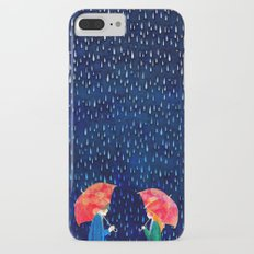Love is always there iPhone 7 Plus Slim Case