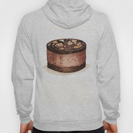 Chocolate Mousse Hoody