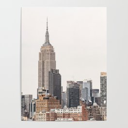 New York City View 2 Poster