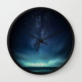 Space Dock Wall Clock