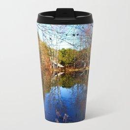 Chapin Lane Pond Metal Travel Mug