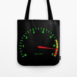 RPM Tote Bag