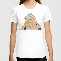 introvert T-shirts featuring Introvert 9 by Heidi Banford