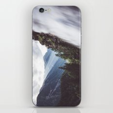Behind Stuibenfall iPhone & iPod Skin