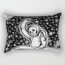 Skellynaut Rectangular Pillow