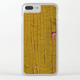 Crusty Stuff (~ Colours of Transience ~ ) IV Clear iPhone Case