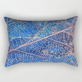 lovely leaf vein Rectangular Pillow