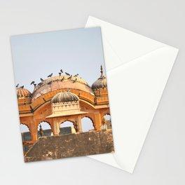 Pink City, Jaipur, India Stationery Cards
