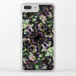 Tiptoe Clear iPhone Case