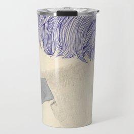 Wet Hair Travel Mug