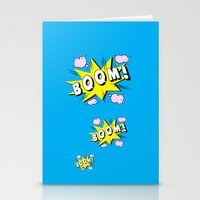 comics Stationery Cards featuring boom! comics by mark ashkenazi