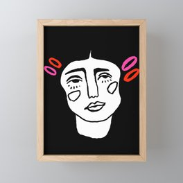 Dreamer Framed Mini Art Print