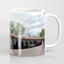 Santa Fe Old Town Square, No. 6 of 7 Coffee Mug