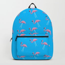 Mr. Flamingo Backpack