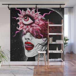 Third Eye Wall Mural