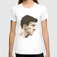messi T-shirts featuring Messi by The World Cup Draw