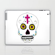 Mexican Skull Laptop & iPad Skin