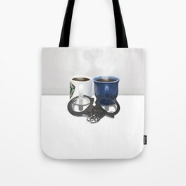 Writer and Detective  Tote Bag