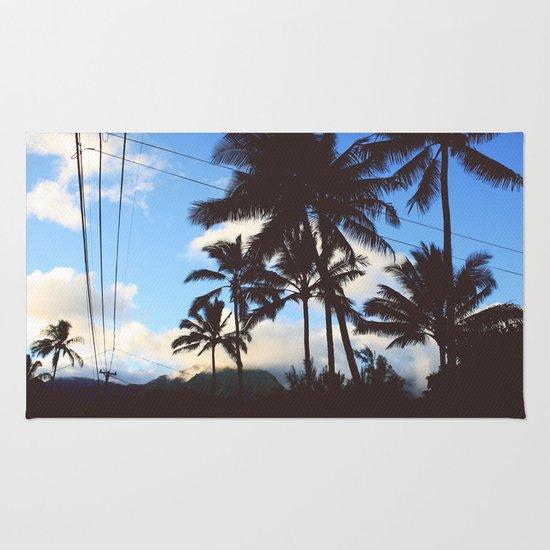 Cali Palms Rug