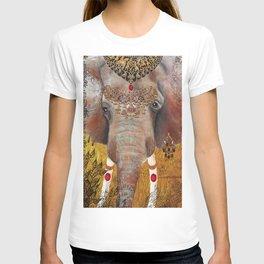Gilded Elephant of Jaipur T-shirt