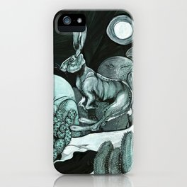 Jackrabbit Brings the News iPhone Case